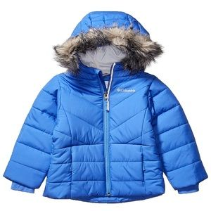 Columbia Katelyn Crest jacket, size small (7-8)